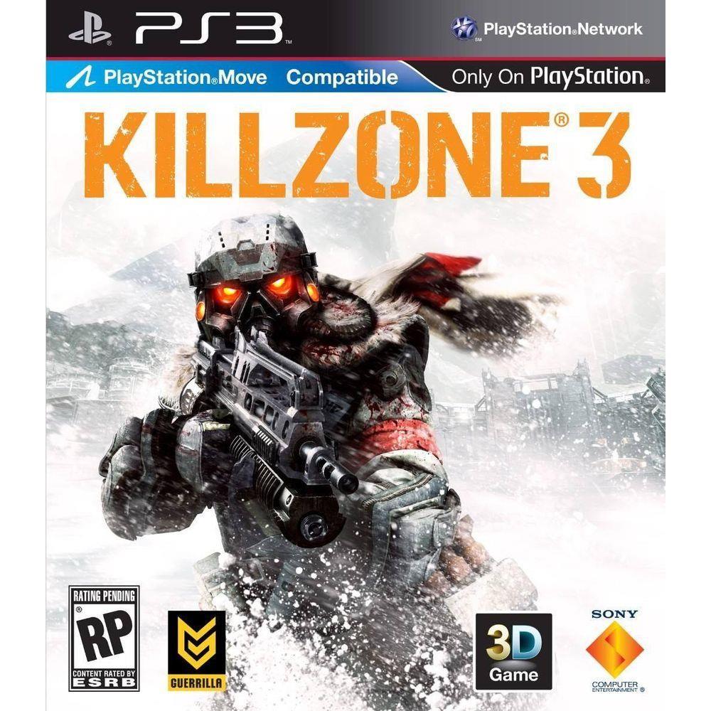 Jogo PS3 Killzone 3 (Latam)