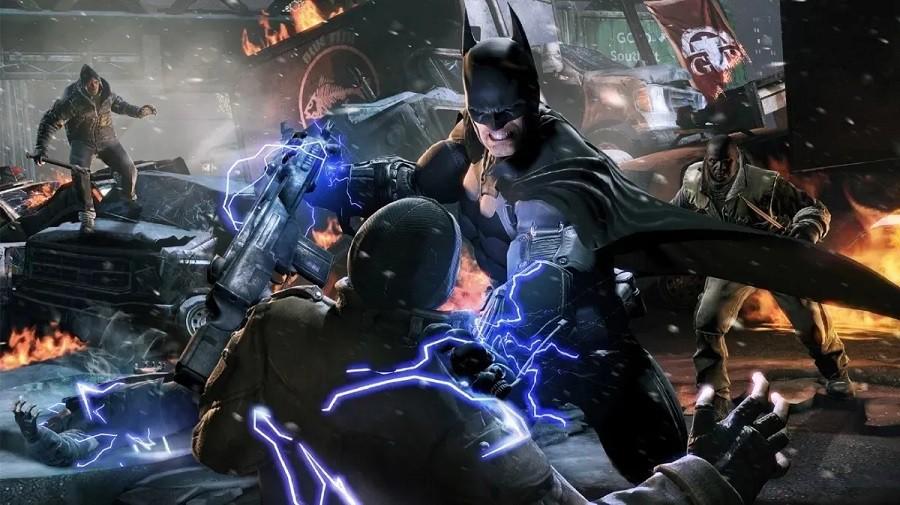 Jogo PS3 NOVO Batman: Arkham Origins + Brinde Exclusivo Poster do Homen-Aranha no Aranhaverso