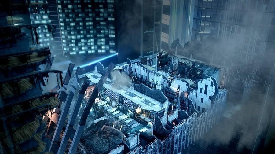 Jogo PS3 Novo Call of Duty: Ghosts - Free Fall Edition