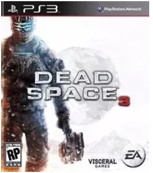 Jogo PS3 Novo Dead Space 3 Edição Limitada
