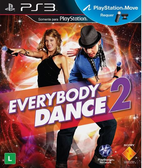 Jogo PS3 NOVO Everybody Dance 2