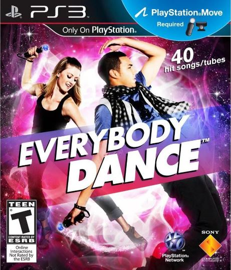 Jogo PS3 NOVO Everybody Dance