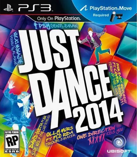 Jogo PS3 NOVO Just Dance 2014