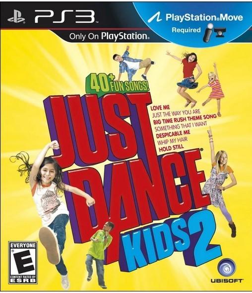Jogo PS3 Novo Just Dance Kids 2