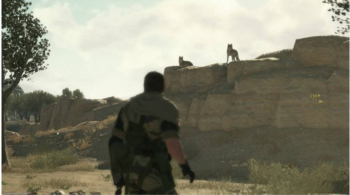 Jogo PS3 Novo Metal Gear Solid V: The Phantom Pain