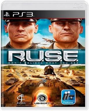 Jogo PS3 NOVO R.U.S.E.
