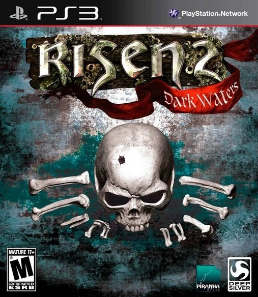 Jogo PS3 Novo Risen 2 Dark Waters