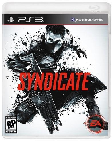 Jogo PS3 Novo Syndicate