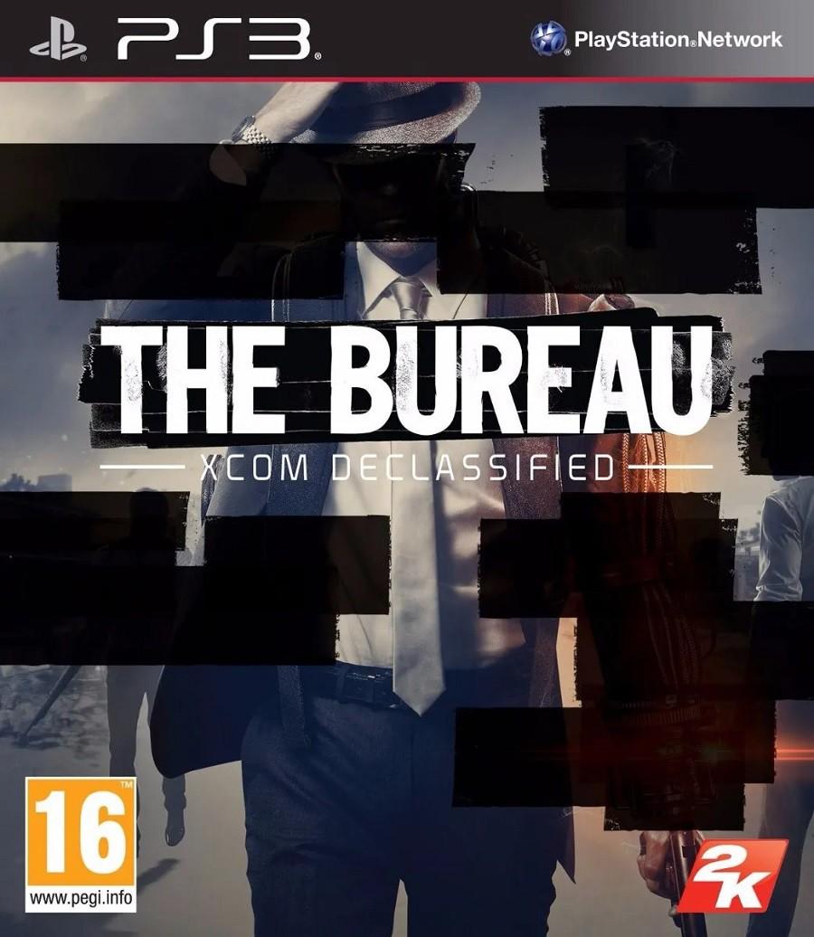 Jogo PS3 NOVO The Bureau Xcom Declassified