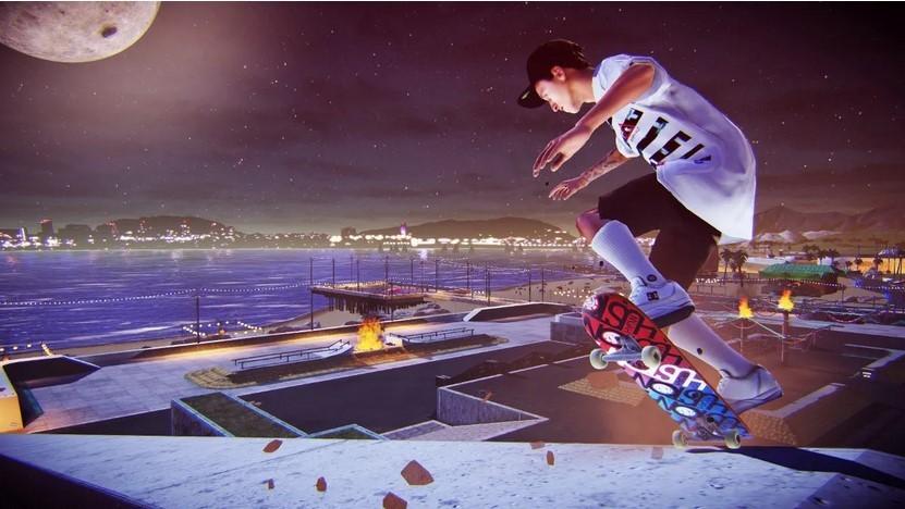 Jogo PS3 Novo Tony Hawk's  Pro Skater 5