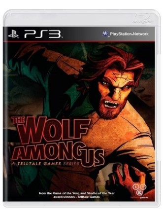 Jogo PS3 The Wolf Aming US