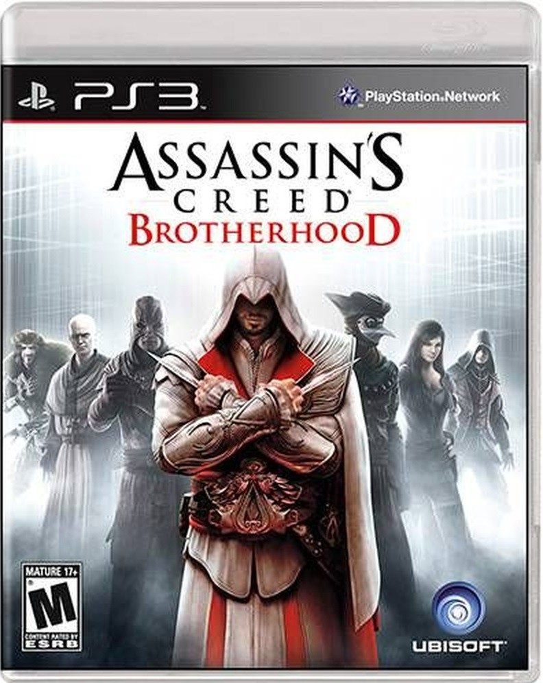 Jogo PS3 Usado Assassin'S Creed Brother