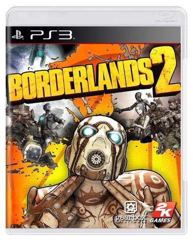 Jogo PS3 Usado Borderlands 2