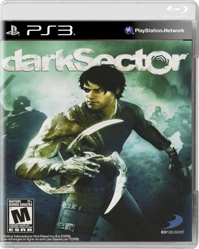 Jogo PS3 Usado Dark Sector