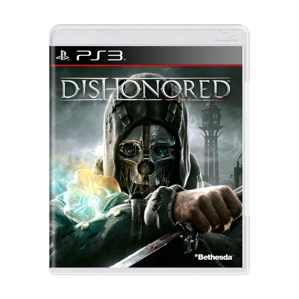 Jogo PS3 Usado Dishonored