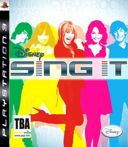 Jogo PS3 Usado Disney Sing It