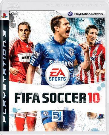 Jogo PS3 Usado FIFA 10