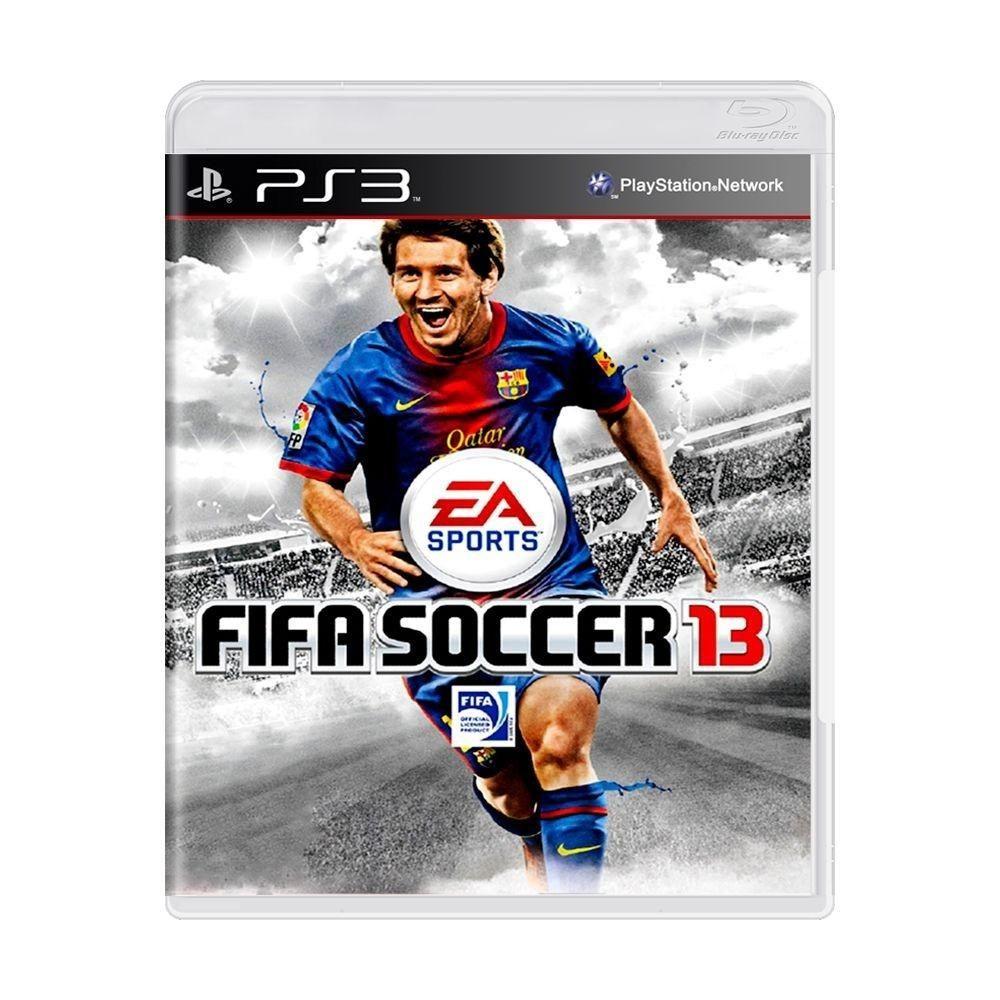 Jogo PS3 Usado Fifa 13