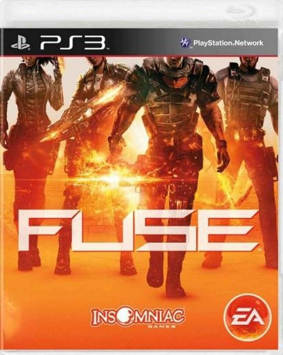 Jogo PS3 Usado Fuse