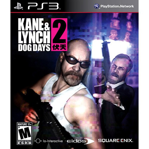 Jogo PS3 Usado Kane & Lynch 2 Dog Days