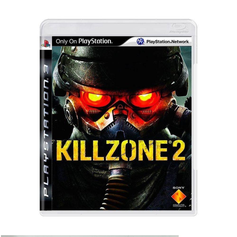 Jogo PS3 Usado Killzone 2