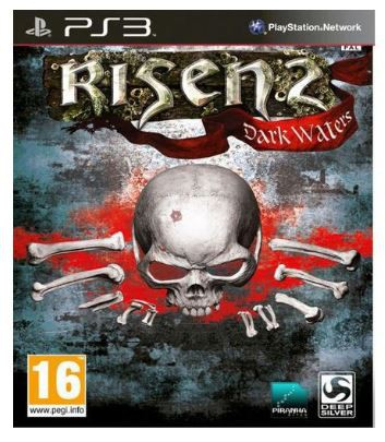 Jogo PS3 Usado Risen 2 Dark Waters