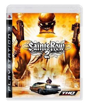 Jogo PS3 Usado Saints Row 2