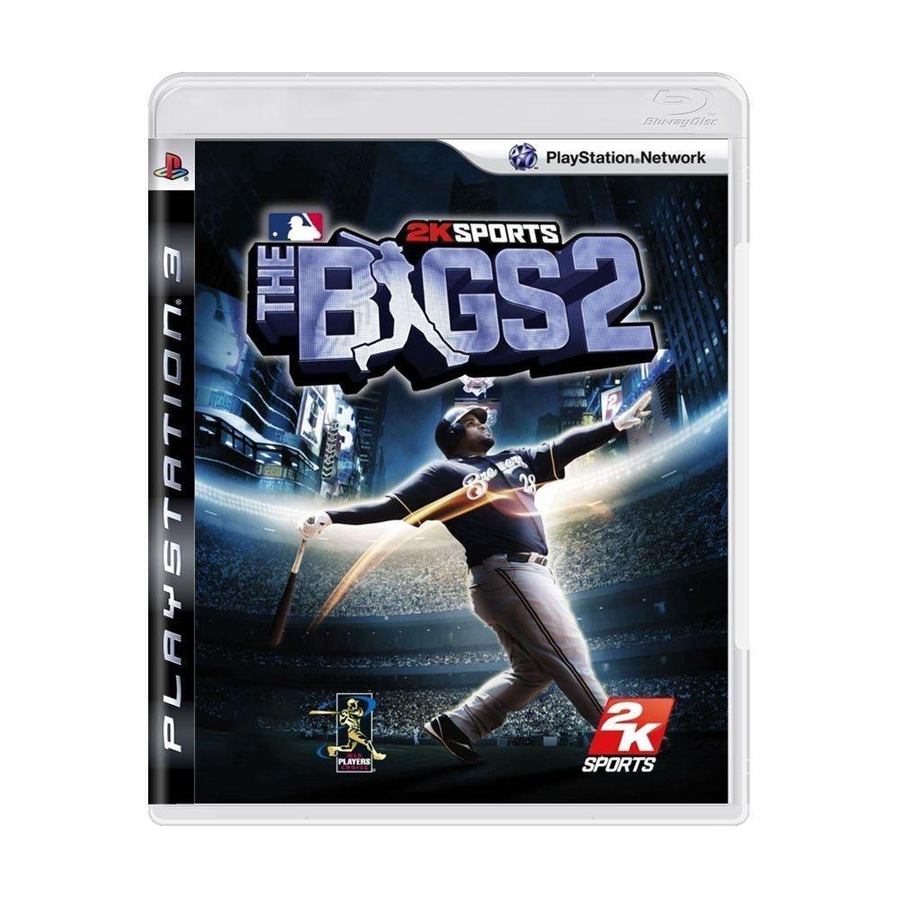 Jogo PS3 Usado The Bigs 2