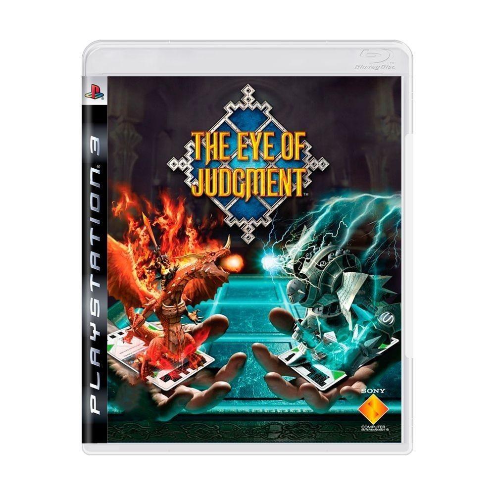 Jogo PS3 Usado The Eye Of Judgment