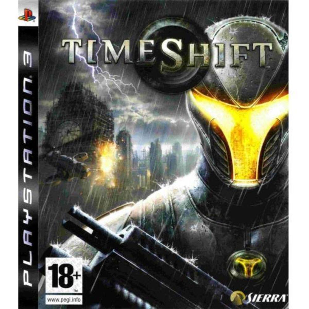 Jogo PS3 Usado Time Shift