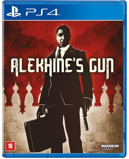 Jogo PS4 Alekhin's Gun