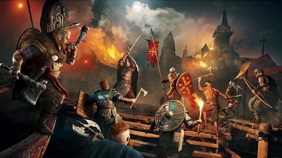 Pré-Venda: Jogo PS4  Assassin´s Creed Valhalla Edição Limitada BR