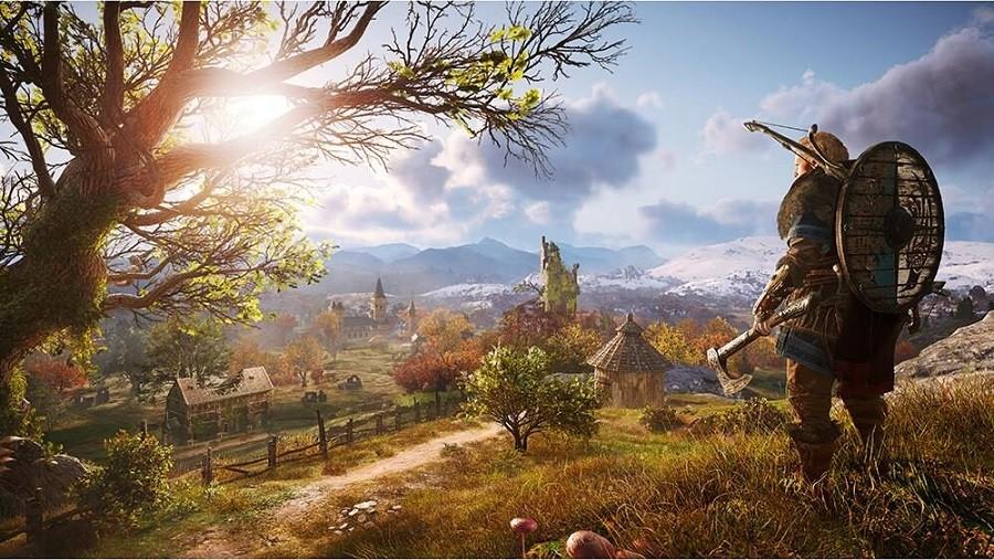 Jogo PS4  Assassin´s Creed Valhalla Edição Limitada BR