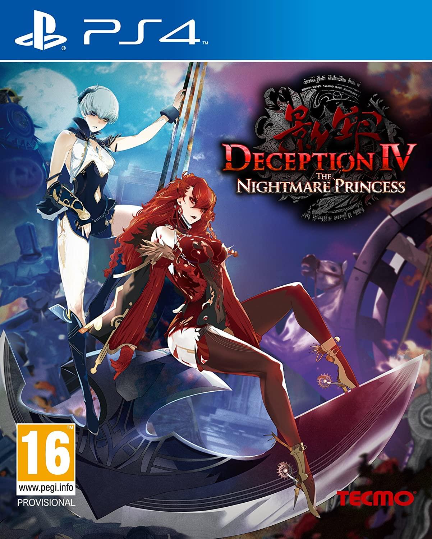 Jogo PS4 Deception IV