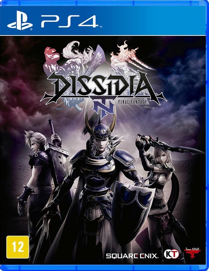 Jogo PS4 Dissidia Final Fantasy NT