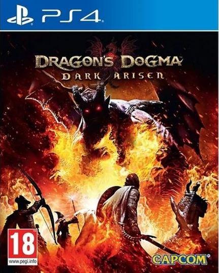 Jogo PS4 Dragons Dogma: Dark Arisening CPI