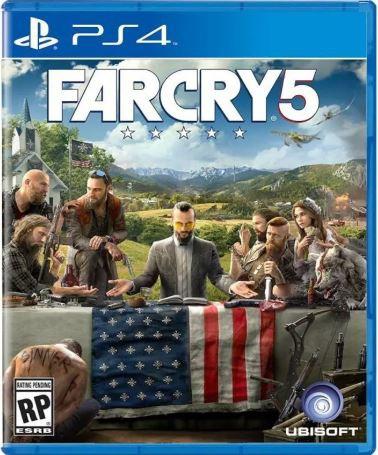 Jogo PS4 Far Cry 5