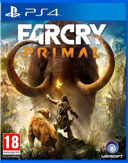 Jogo PS4 Far Cry Primal