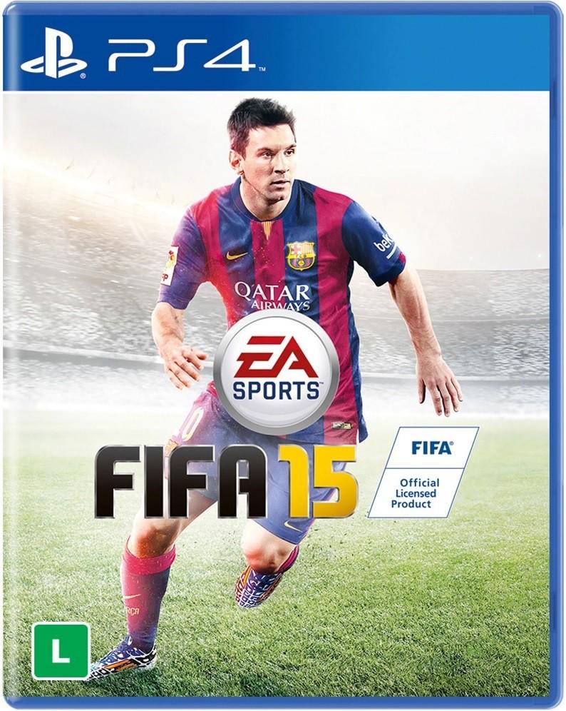 Jogo PS4 FIFA 15