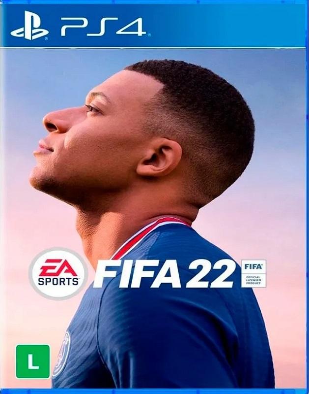 Jogo PS4 FIFA 2022