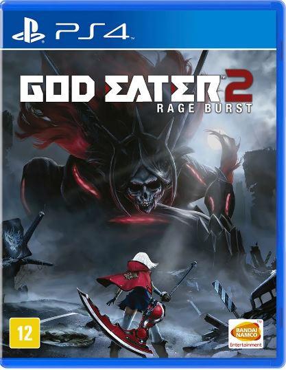 Jogo PS4 God Eater 2 Rage Burst