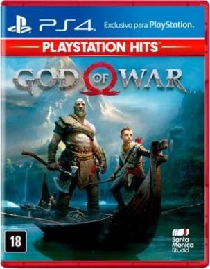 Jogo PS4 God of War 4 Hits