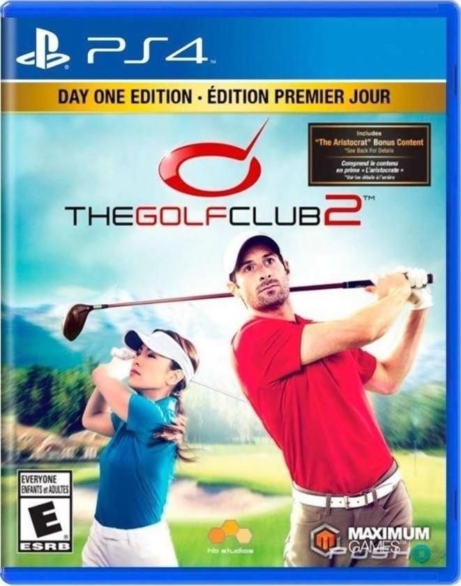 Jogo PS4 Golf  Club 2 Day One Edition