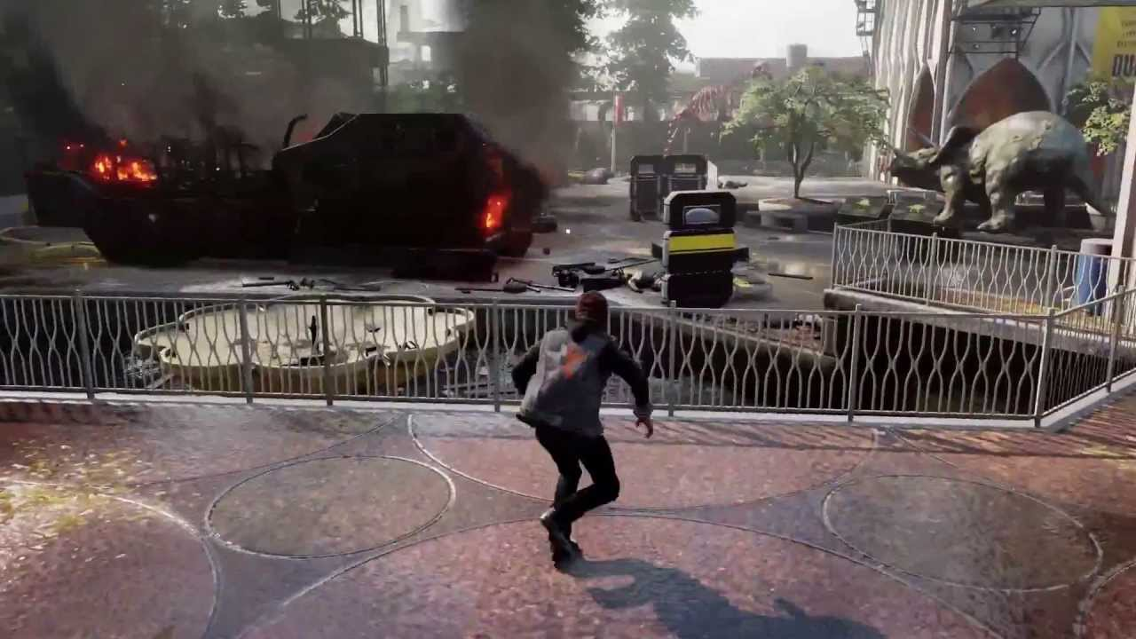 Jogo PS4 Infamous: Second Son