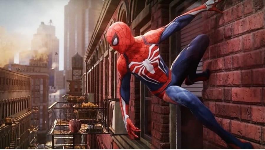 Jogo PS4 Marvel Spider-Man
