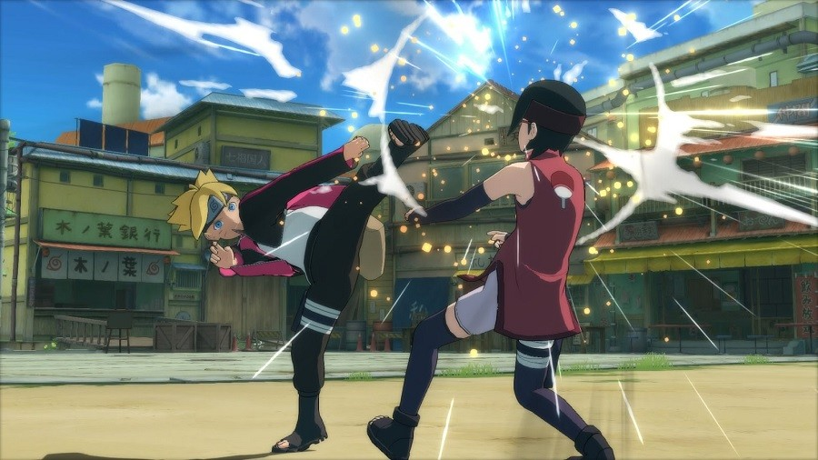 Jogo PS4 Naruto Shippuden Ultimate Ninja Storm 4 Road to Boruto