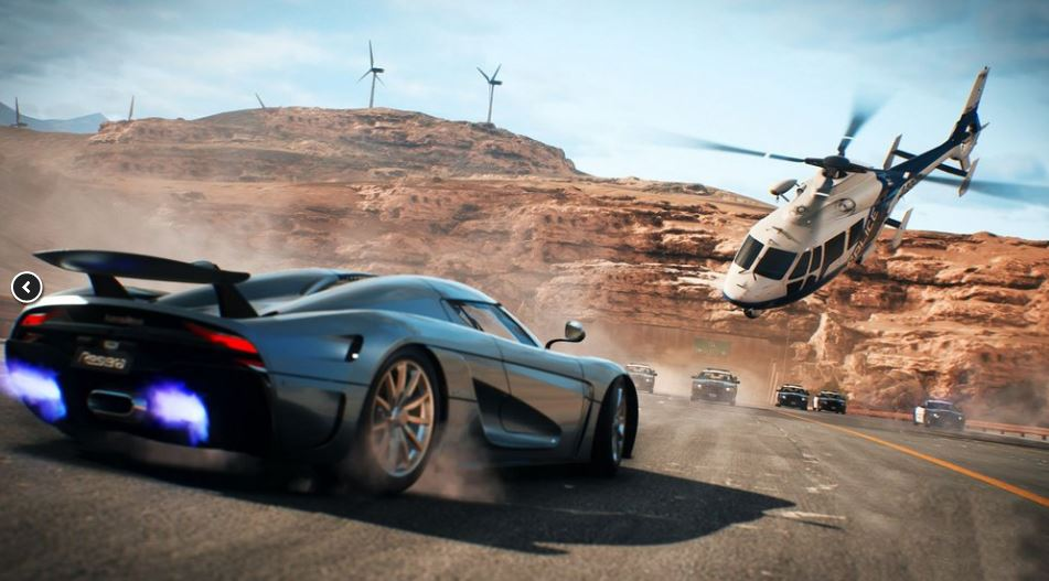 Jogo PS4 Need for Speed Playstation Hits