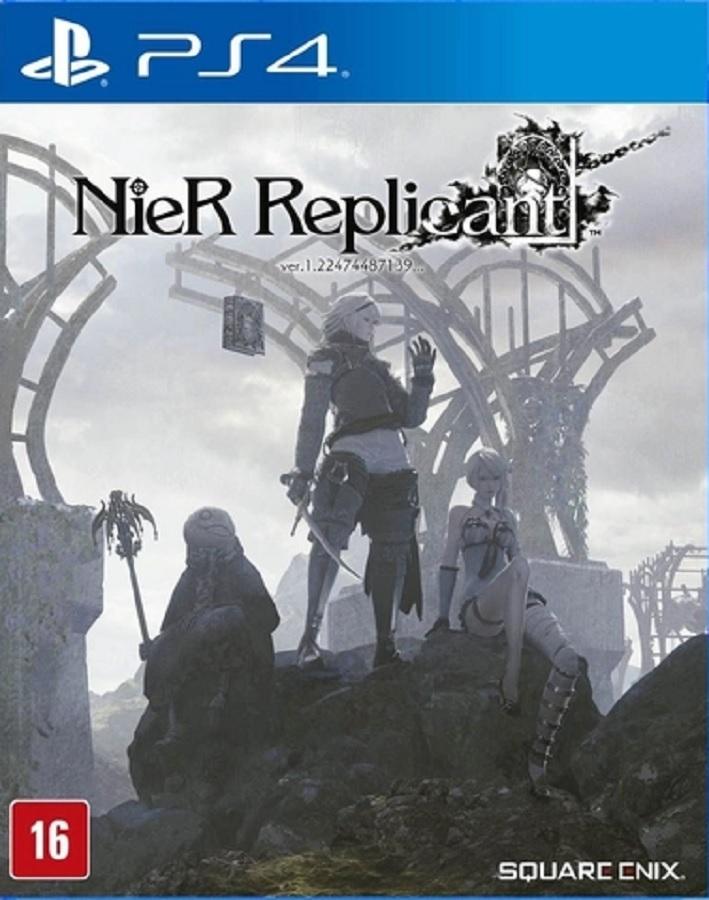 Jogo PS4 Nier Relicant