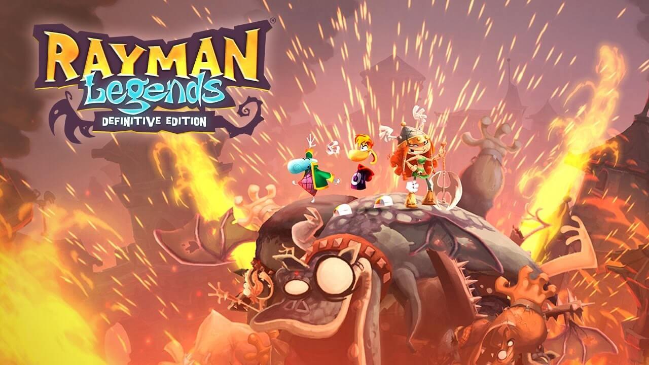 Jogo PS4 Rayman Legends Playstation Hits