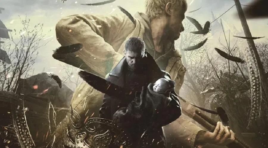 Jogo PS4 Resident Evil Village
